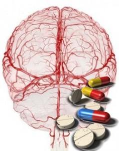 Препараты, улучшающие мозговое кровообращение