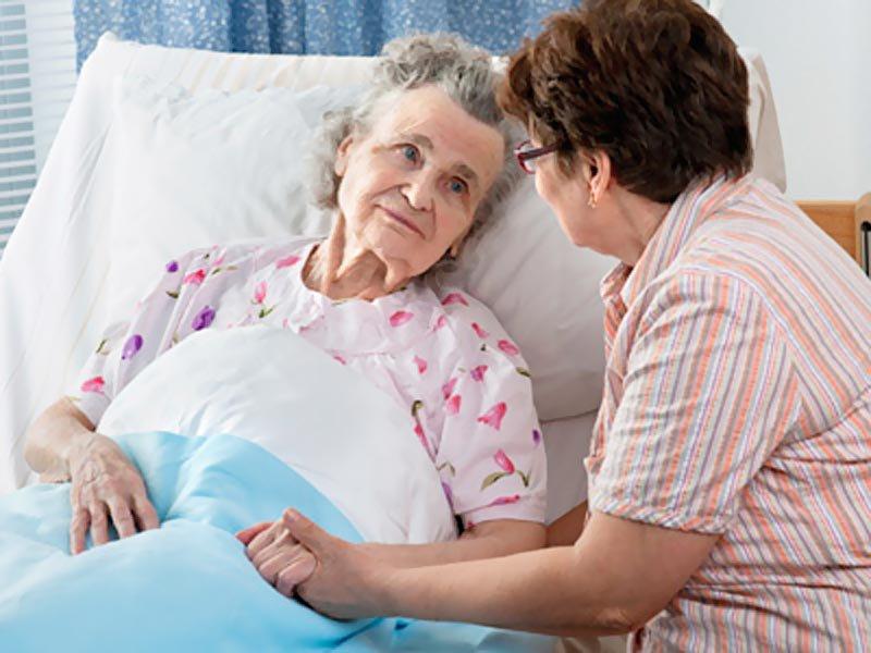 Особенности методов лечения и профилактики пролежней