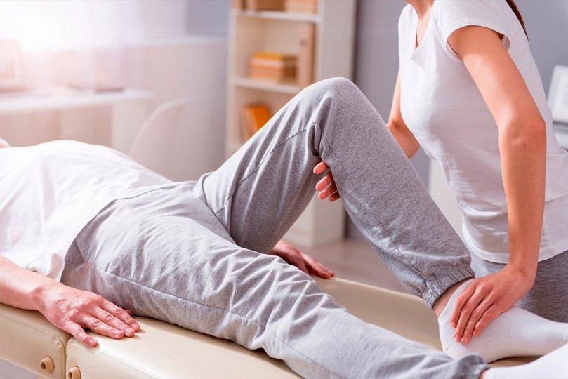 Восстановление ног и коленей при инсульте